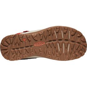 Keen Terradora II Open Toe Sandals Women dark red/coral